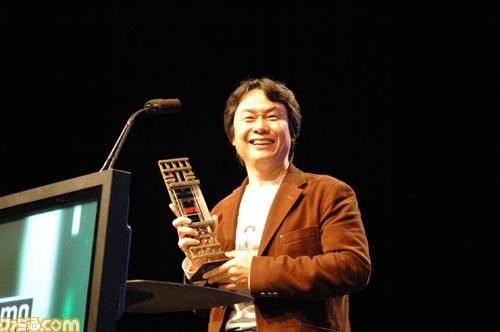 Shigeru Miyamoto Lifetime Achievement Award