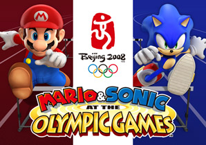 Mario and Sonic in Mario & Sonic at the Olympic Games