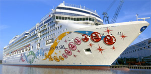 Norwegian Cruise Line Pearl Cruise Ship