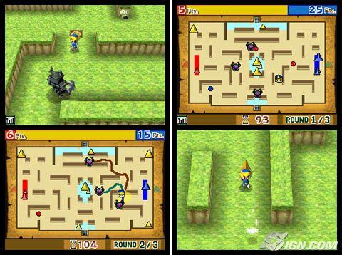 Phantom Hourglass Screenshot Battle Mode