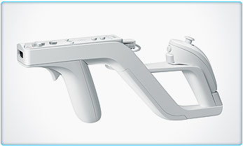 Nintendo Wii Zapper Accessory