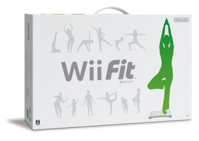 Wii Fit Promotional Photograph
