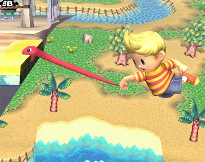 Super Smash Bros. Brawl Lucas