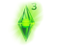 The Sims 3 Pre Release Logo