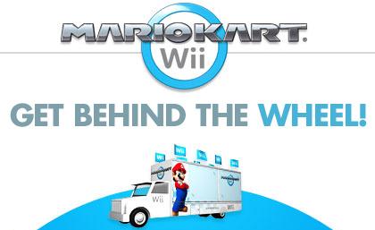 Mario Kart Wii Event