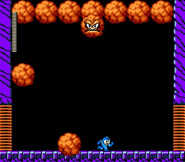 Megaman Meatball Boss