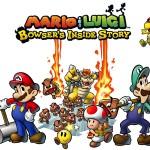 Mario Luigi Bowsers Inside Story Wallpaper