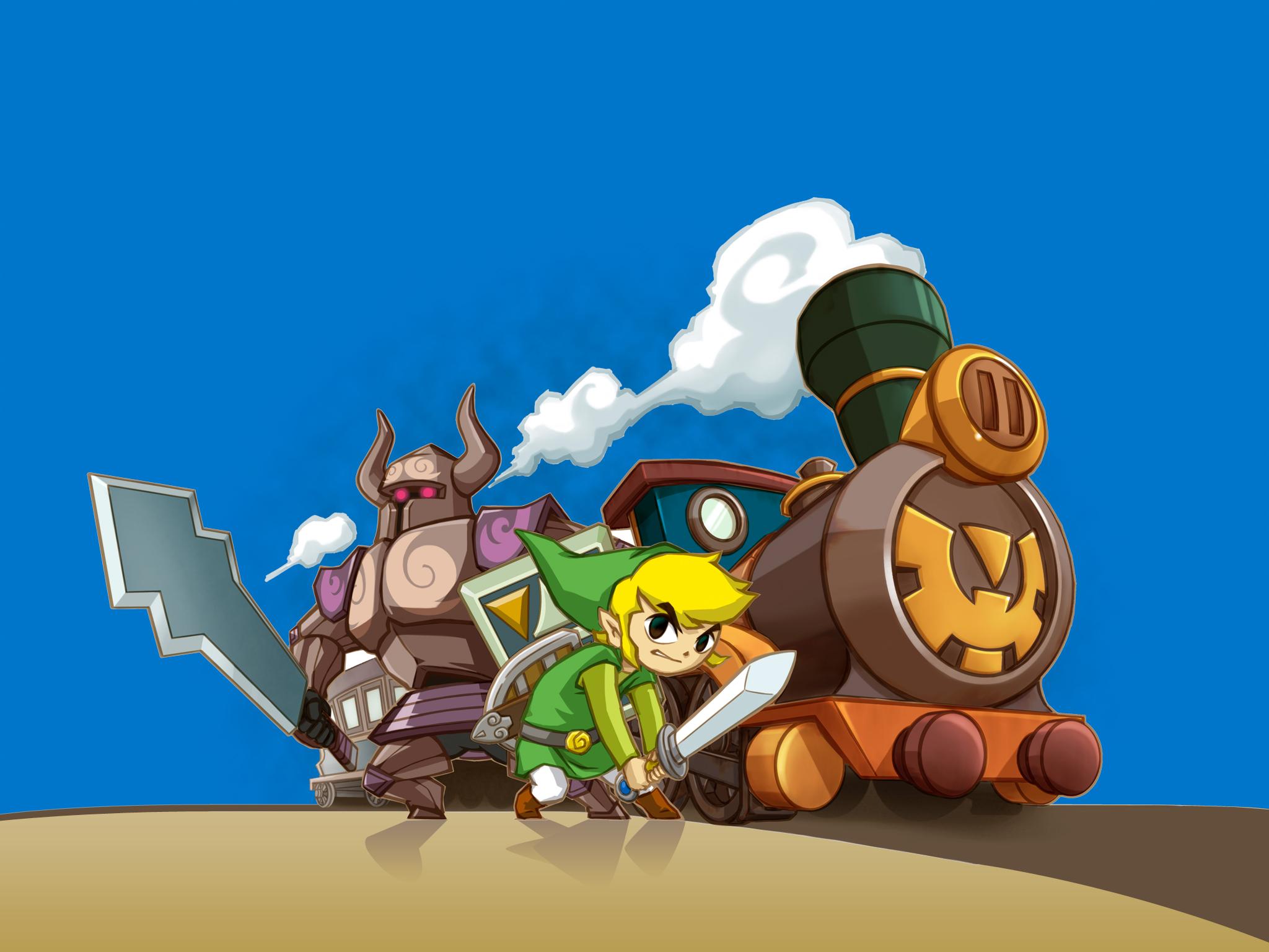 Blog Orcet Blog Archive The Legend Of Zelda Spirit Tracks