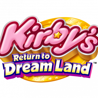 Kirby's Return to Dreamland Logo