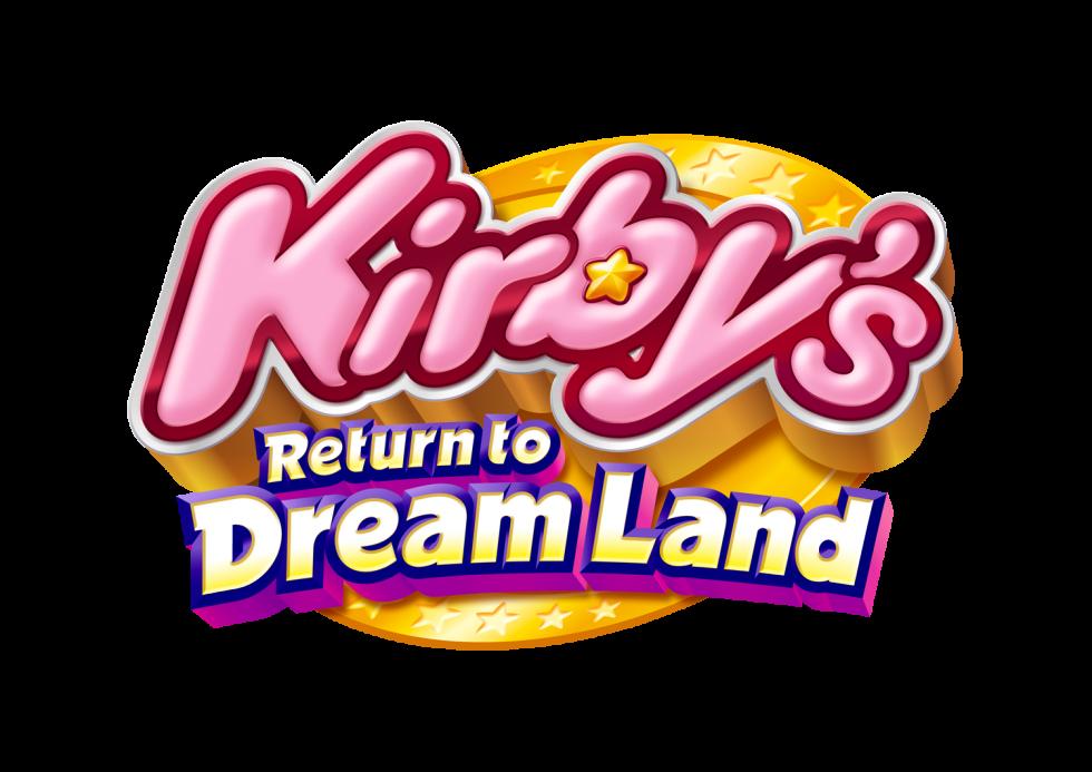 Kirby's Return to Dreamland Logo