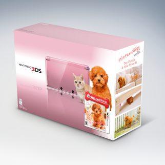 Pink Nintendo 3DS Toy Poodle Box Art