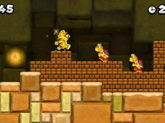 New Super Mario Bros. 2 Desert Temple