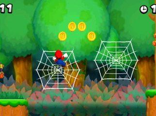 New Super Mario Bros. 2 Forest