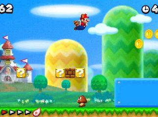 New Super Mario Bros. 2 Mushroom Kingdom
