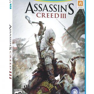 Wii U Assassin's Creed III 3D Box Art Leak