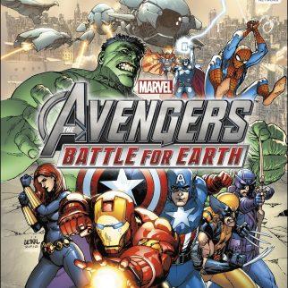 Avengers Wii U Box Art Leak