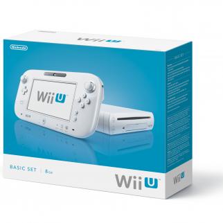 Wii U Basic Box Art