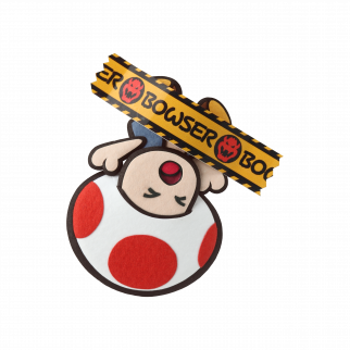 Paper Mario Sticker Star Toadstool