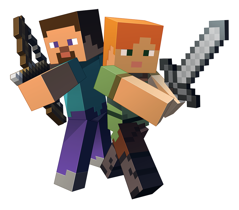 WiiU_MinecraftWiiUEdition_CharacterArt_small