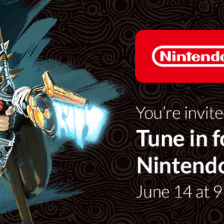 Nintendo E3 2016 Splash